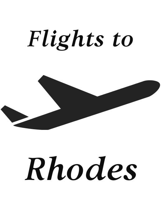 flights to rhodes